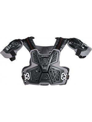 НАГРЪДНИК ACERBIS GRAVITY LEVEL 2 BLACK