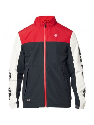 FOX CASCADE JACKET BLACK/RED