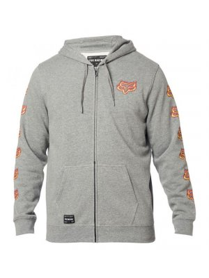 FOX FLAME HEAD ZIP FLEECE