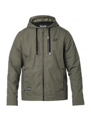 FOX MERCER JACKET OLIVE GREEN