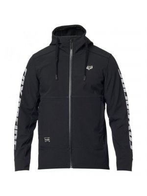 FOX PIT JACKET BLACK