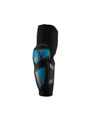 LEATT ELBOW GUARD CONTOUR FUEL/BLACK