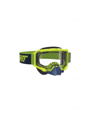 LEATT GOGGLE SNOWMOBIL VELOCITY 4.5 SNX NEON LIME CLEAR 83%