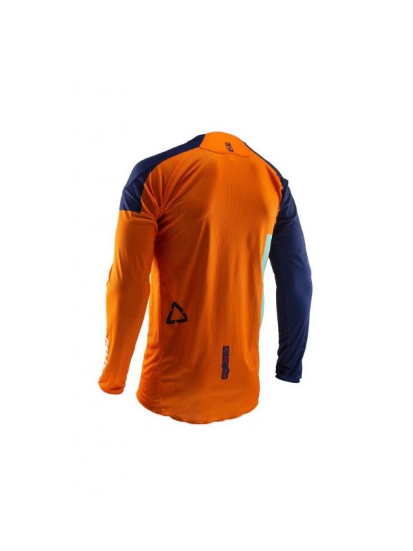 LEATT JERSEY GPX 4.5 LITE ORANGE
