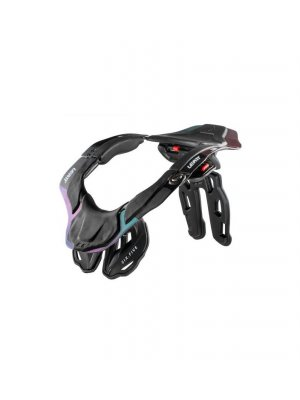 Leatt GPX 6.5 Neck Brace Carbon/Hologram
