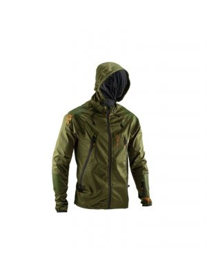 LEATT JACKET DBX 4.0 ALL-MOUNTAIN FOREST