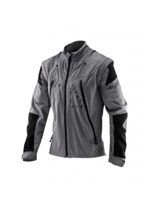 LEATT JACKET GPX 4.5 LITE STEEL