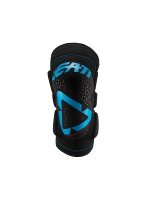 LEATT KNEE GUARD 3DF 5.0 FUEL/BLACK