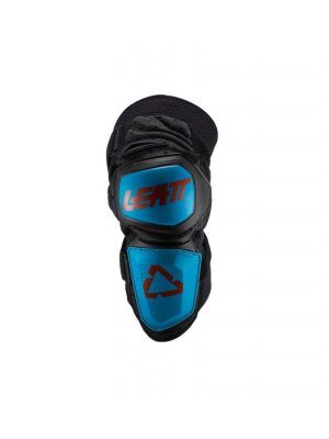 LEATT KNEE GUARD ENDURO FUEL/BLACK