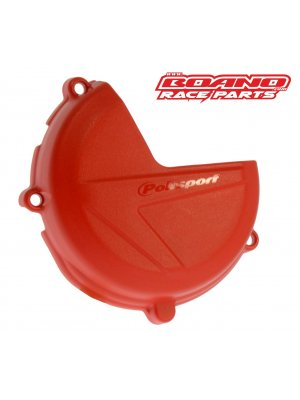 ПРЕДПАЗИТЕЛ Polisport clutch cover 2S protection RED