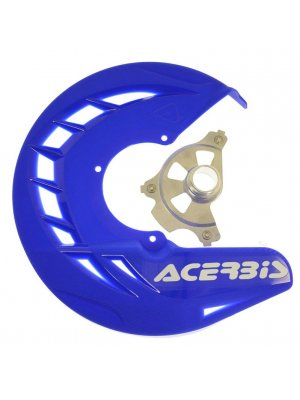 ПРЕДПАЗИТЕЛ Disc guard plastic BLUE '13/'20