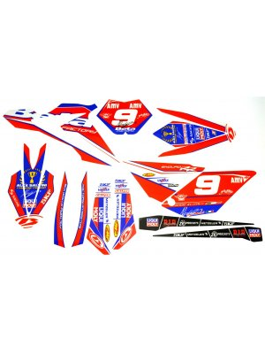 Кит Salvini Italian champion Racing decals kit