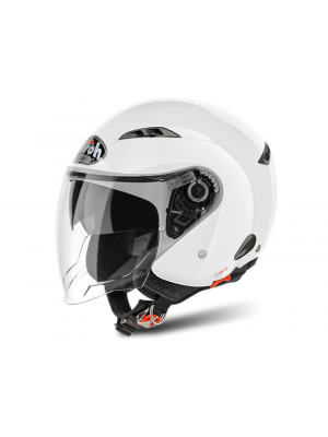 Каска Airoh CITY ONE White Helmet