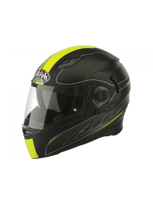Каска Airoh MOVEMENT YELLOW MATT Helmet