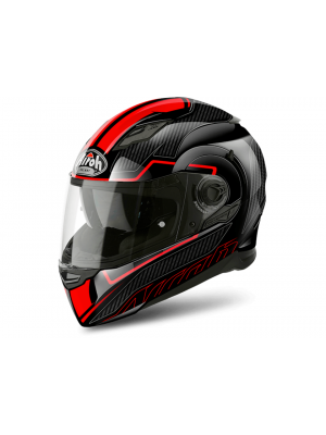 Каска Airoh MOVEMENT S FASTER RED GLOSS Helmet