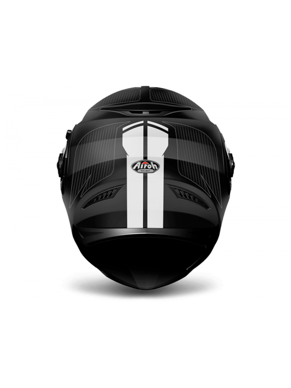 Каска Airoh MOVEMENT S FASTER WHITE MATT Helmet