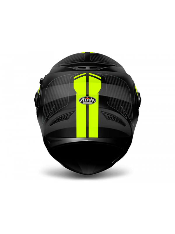 Каска Airoh MOVEMENT S FASTER YELLOW MATT Helmet