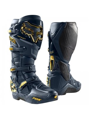 Ботуши FOX INSTINCT LE BOOT NAVY/GOLD