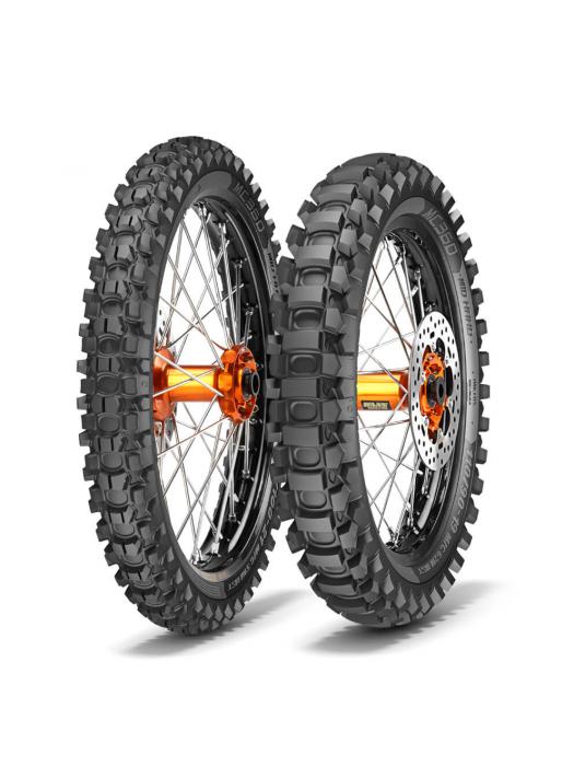 Комплект предна и задна гума METZELER MC 360 MID HARD