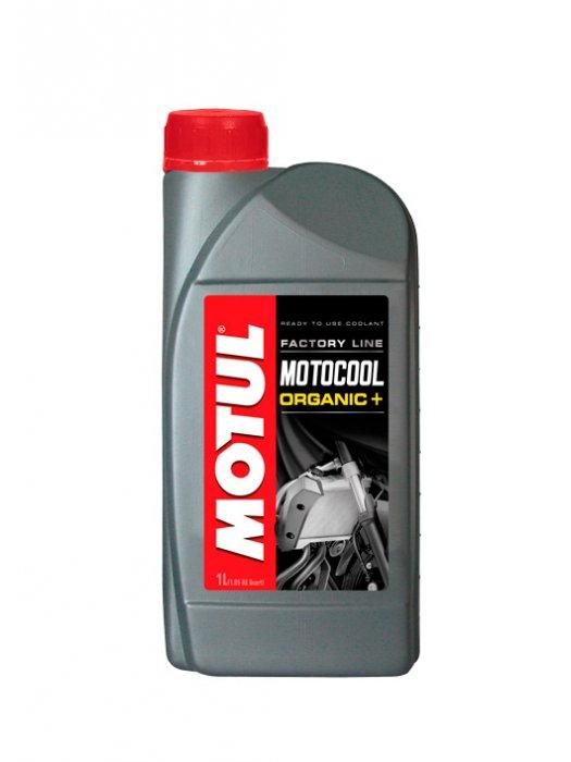 Антифриз MOTUL Motocool Factory Line -35˚С 1L