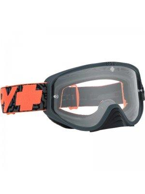 Очила Spy+ WOOT MX MAZE ORANGE