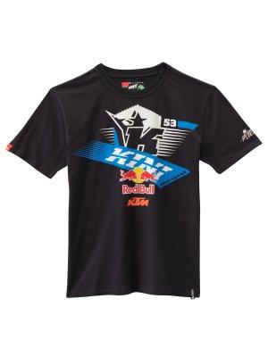 Тениска KINI-RB ATHLETIC TEE NIGHT SKY