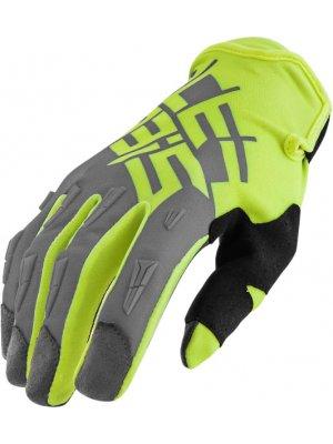 Ръкавици Acerbis MX2 Grey/Yellow Gloves