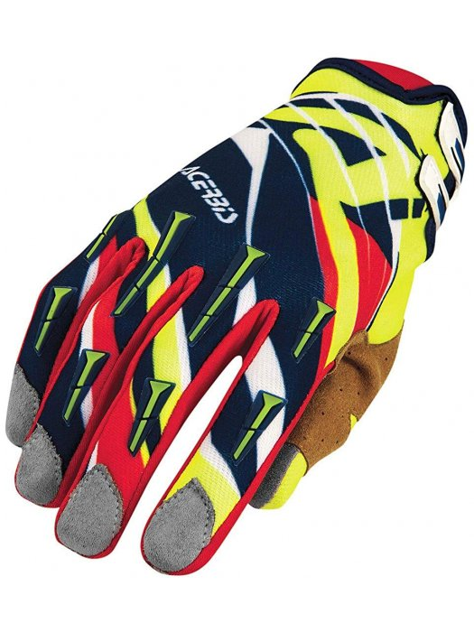 Ръкавици Acerbis MX2 Blue/Red Gloves