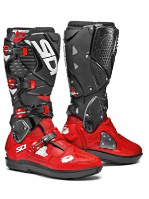 SIDI CROSSFIRE 3 SRS RED / RED / BLACK