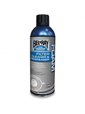 Спрей BEL RAY FOAM FILTER CLEANER AND DEGREASER