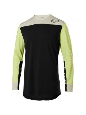 FOX DEFEND DELTA™ LS JERSEY BLACK