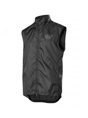 FOX DEFEND WIND VEST BLACK