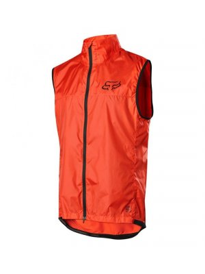 FOX DEFEND WIND VEST ORANGE