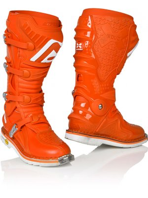 БОТУШИ ACERBIS X-MOVE 2.0 BOOTS ORANGE