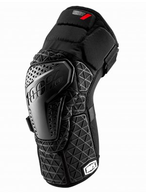 Наколенки 100% SURPASS Knee Guard Black