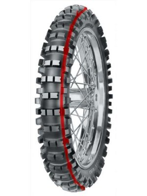 MITAS C10 SPEEDY CROC 120/90-18 RED LINE
