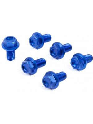Комплект болтове за пластмаси за колове Yamaha YZ/YZF 91-07, WR250F 01-19, WR450F 04-18