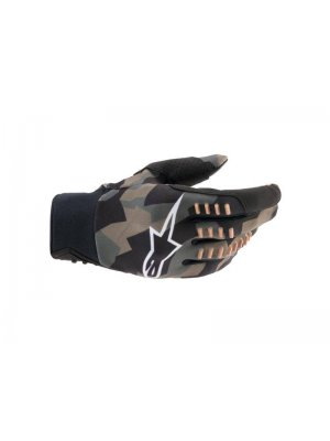 Ръкавици SMX-E GLOVES BLACK CAMO SAND ALPINESTARS