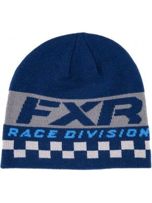 Зимна шапка Race Division Navy/Blue