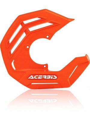Предпазител за преден диск X-Future Orange