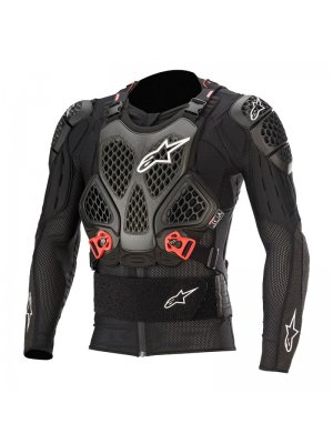 Протекторна ризница ALPINESTARS BIONIC TECH V2 BLACK/RED