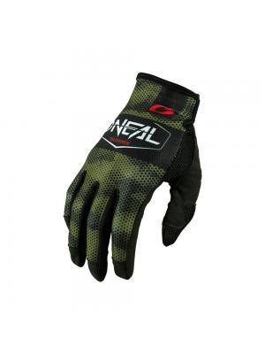 Мотокрос ръкавици O'NEAL COVERT BLACK/GREEN