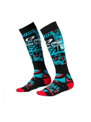 Термо чорапи O'NEAL Pro MX RIDE BLACK/BLUE
