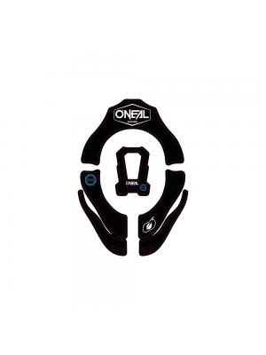 Протекторна яка O'NEAL TRON SOLID BLACK
