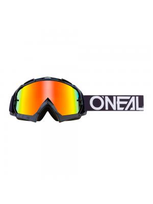 Крос очила O'NEAL  B-10 PIXEL BLACK/WHITE/RADIUM