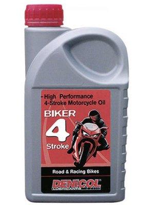 Масло Biker 4 Stroke 15W50 Минерално