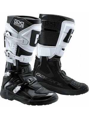 Ботуши GX1 EVO Black/White