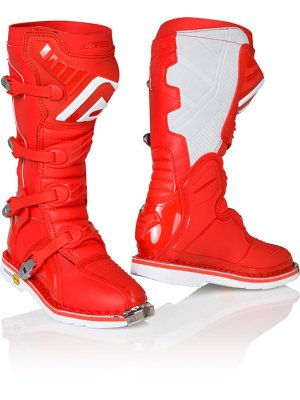 Ботуши X-Pro V. червен