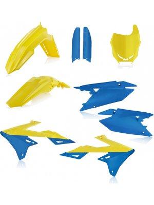 Пълен кит пластмаси Suzuki RM-Z250 19-21, RM-Z450 18-21