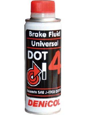 Спирачна течност DOT 4 250 мл.